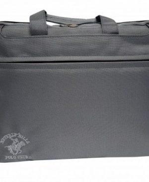 geanta laptop polo club 13 gri