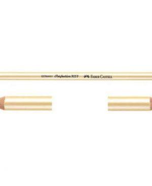 Radiera creion perfection Faber Castell doua varfuri
