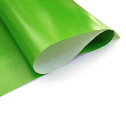 hartie impachetat cadouri 46x63cm diferite culori verde