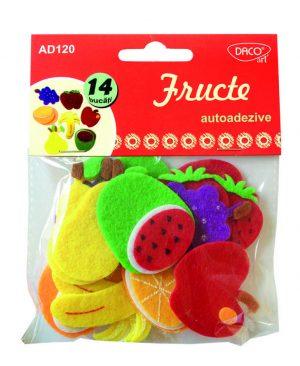 Accesorii craft fructe paslaDaco