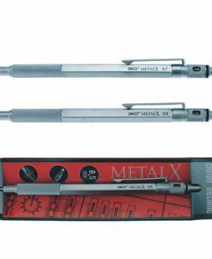 Creion mecanic 0.7 Metalx Daco