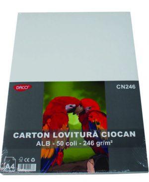 Carton Lovitura Ciocan A4 246g Daco