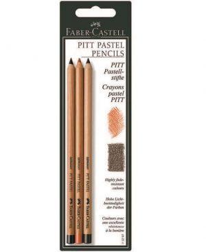 Creioane pastel Pitt Faber Castell set