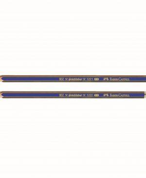 Creion grafit cu guma Goldfaber Faber Castell