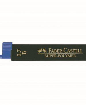 mina creion 07mm super polymer faber castell