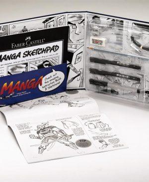 Pitt artist pen manga set Faber Castell
