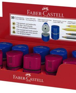 Ascutitoare tripla grip 2001 Faber-Castell