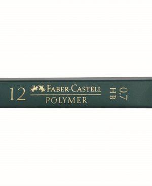 mina creion 07mm polymer faber castell
