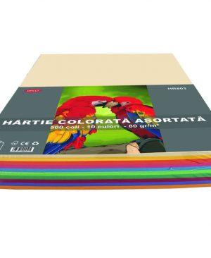 Hartie colorata A3 Daco 500 coli
