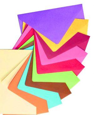 Plic color C6 gumat Daco set 25