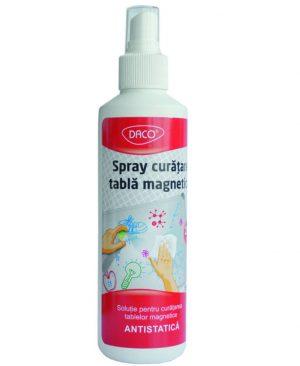 Spray curatare tabla magnetica 250 ml Daco