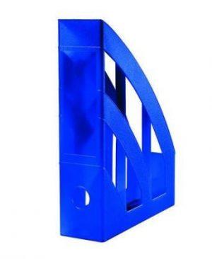 suport dosareplastic herlitz albastru regal