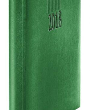 agenda datata a5 herlitz 2018 tucson verde