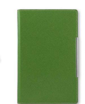 agenda lux a5 alicante verde