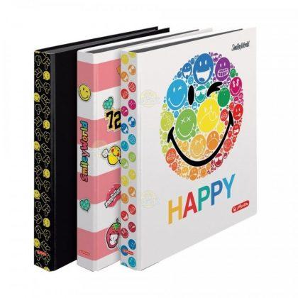 caiet-mecanic-a4-herlitz-smiley-world-2-inele-happy