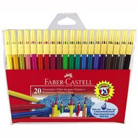 Carioci-faber-castell-20-culori