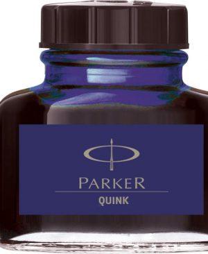 Cerneala Parker Albastru inchis permanent Quink