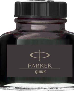 Cerneala Parker Negrupermanent Quink