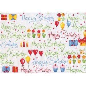 Hartiei-cadou-happy-birthday-alb