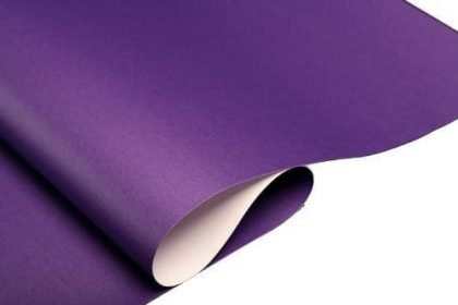 hartie impachetat cadouri 46x63cm diferite culori mov