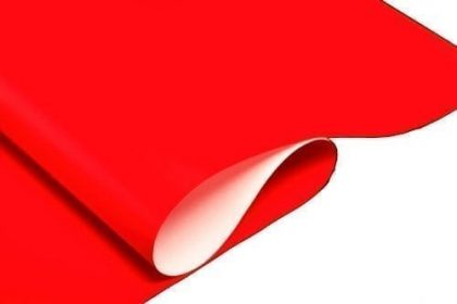 hartie impachetat cadouri 46x63cm diferite culori rosie