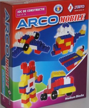 arco mobile joc constructie