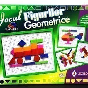 jocul figurilor geometrice didactic juno