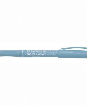 Liner graphic Centropen 0.7mm negru