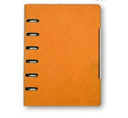 Organizer B6 Alicante orange