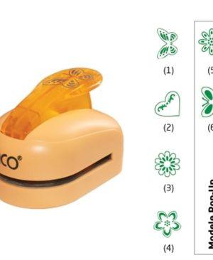 Perforator hobby complex Daco 4.5cm fluture 3D