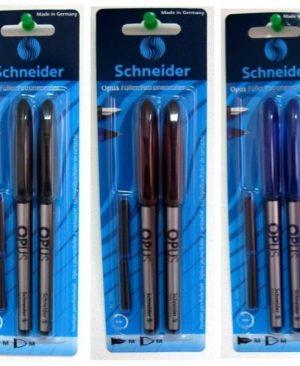 set-stilou-si-roller-schneider-opus-cu-2-rezerve