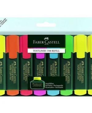Textmarker Faber Castell Set 8