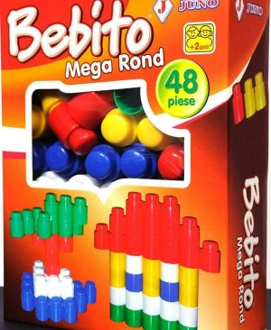 lego bebito 48 piese mega round juno