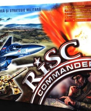 joc de strategie risc commander