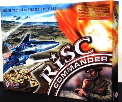 joc de strategie risc commander