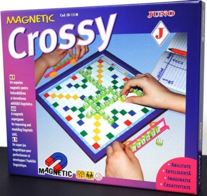 joc de societate crossy magnetic juno