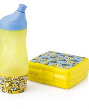 set-minioni-tupperware-sticla-si-cutie-pachetel