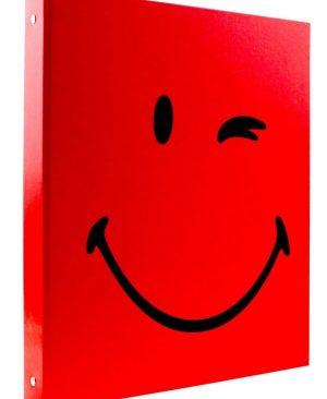 caiet mecanic a4 favini smiley 4 inele