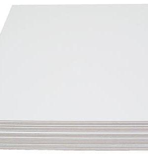 carton alb aaco de mari dimensiuni