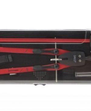 Compas rapid Daco cu accesorii