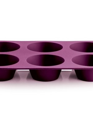 forma de silicon tupcake tupperware