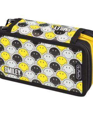 penar herlitz 3 compartimente smiley world