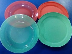 set vase nc tupperware 550 ml 2