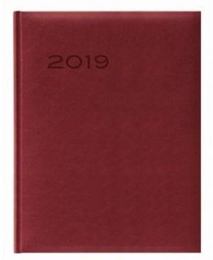 agenda datata saptamanala a4 herlitz 2019