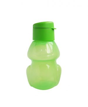 sticla eco sport tupperware broscuta 350ml verde