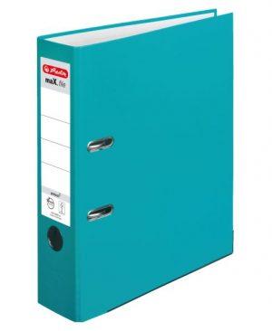 biblioraft plastifiat color herlitz 80mm