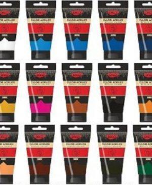 culori acril daco 75ml