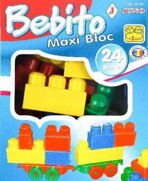 lego bebito 24 piese cuburi mari