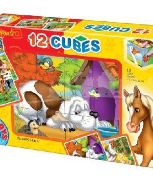 cuburi basme-animale d-toys