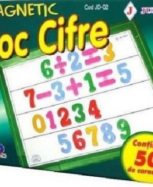 joc cifre magnetice
